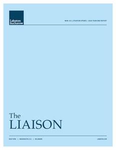Liaison Cover Light Blue