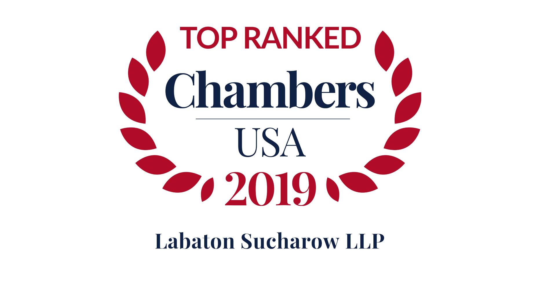 Chambers Labaton Logo