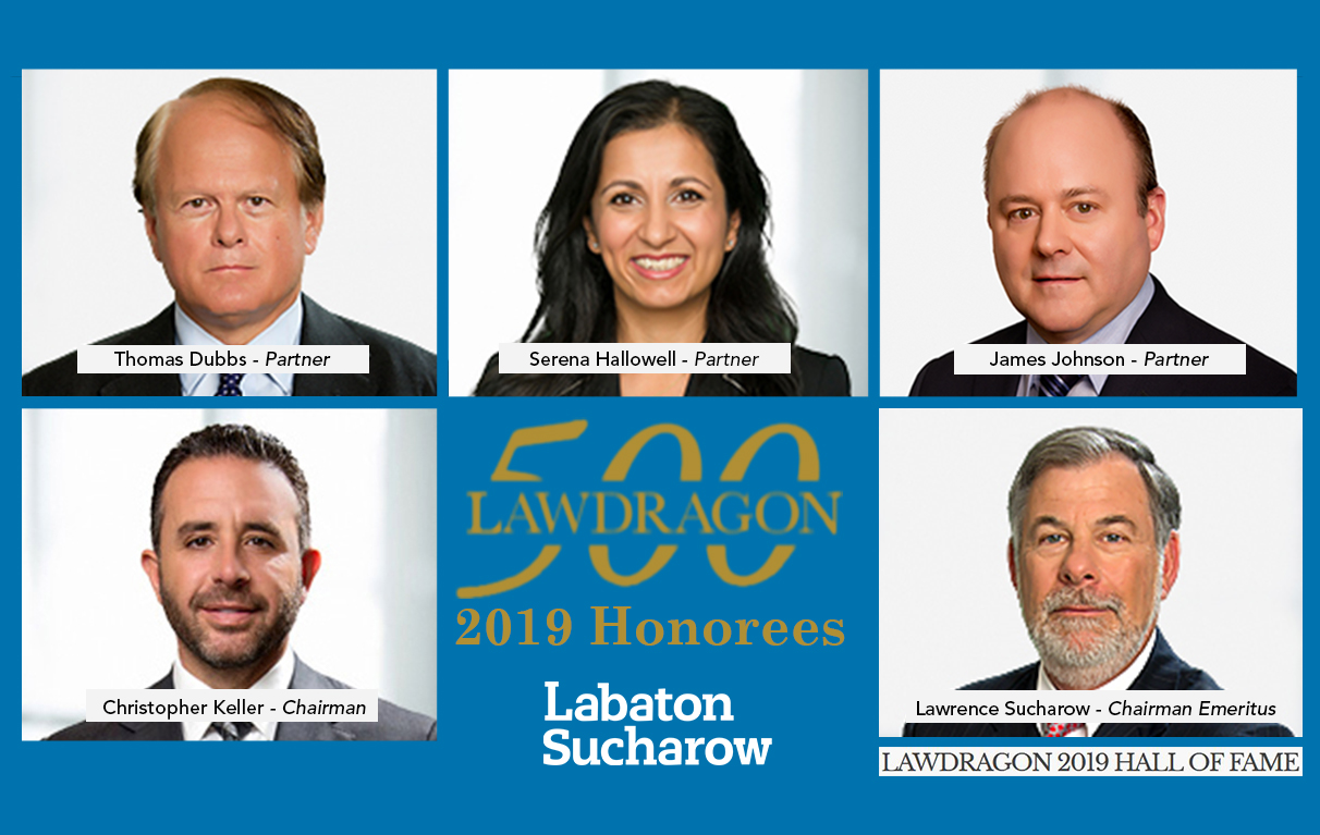FINAL Lawdragon500 2019 Honorees for HOME PAGE