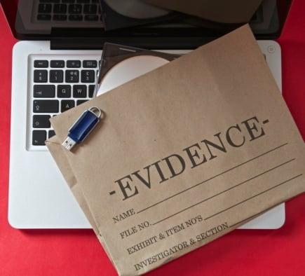 Whistleblower-evidence